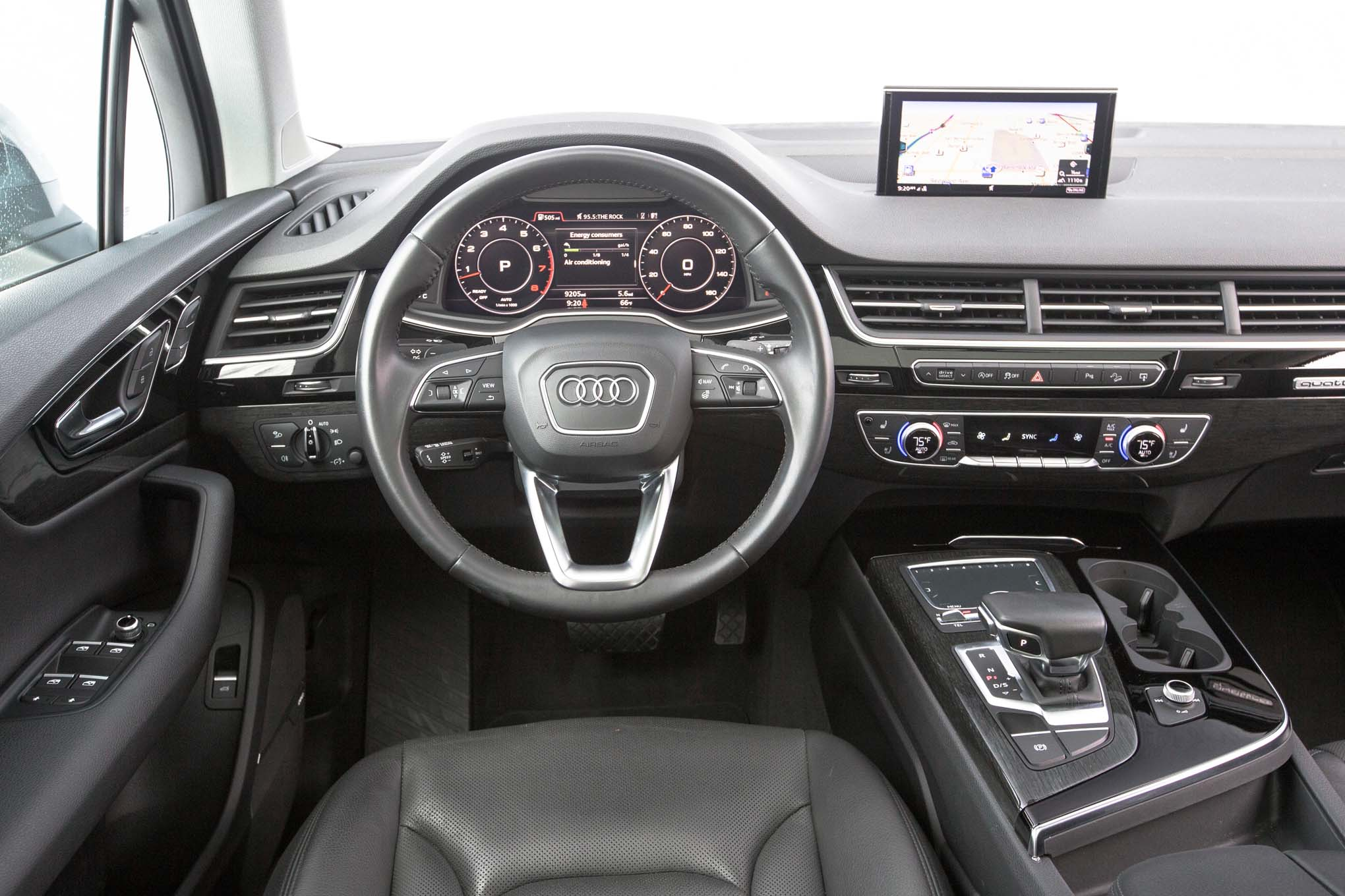 Audi Q7: Finalista a la SUV del Año de Motor Trend 2017 ...