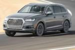 2017 Audi Q7 30T Quattro Front Three Quarter In Motion 03 E1478276543814 150x100