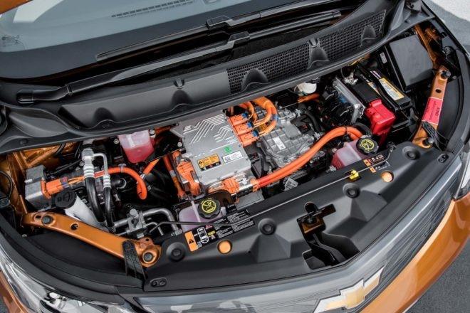 2017 Chevrolet Bolt EV motor 1