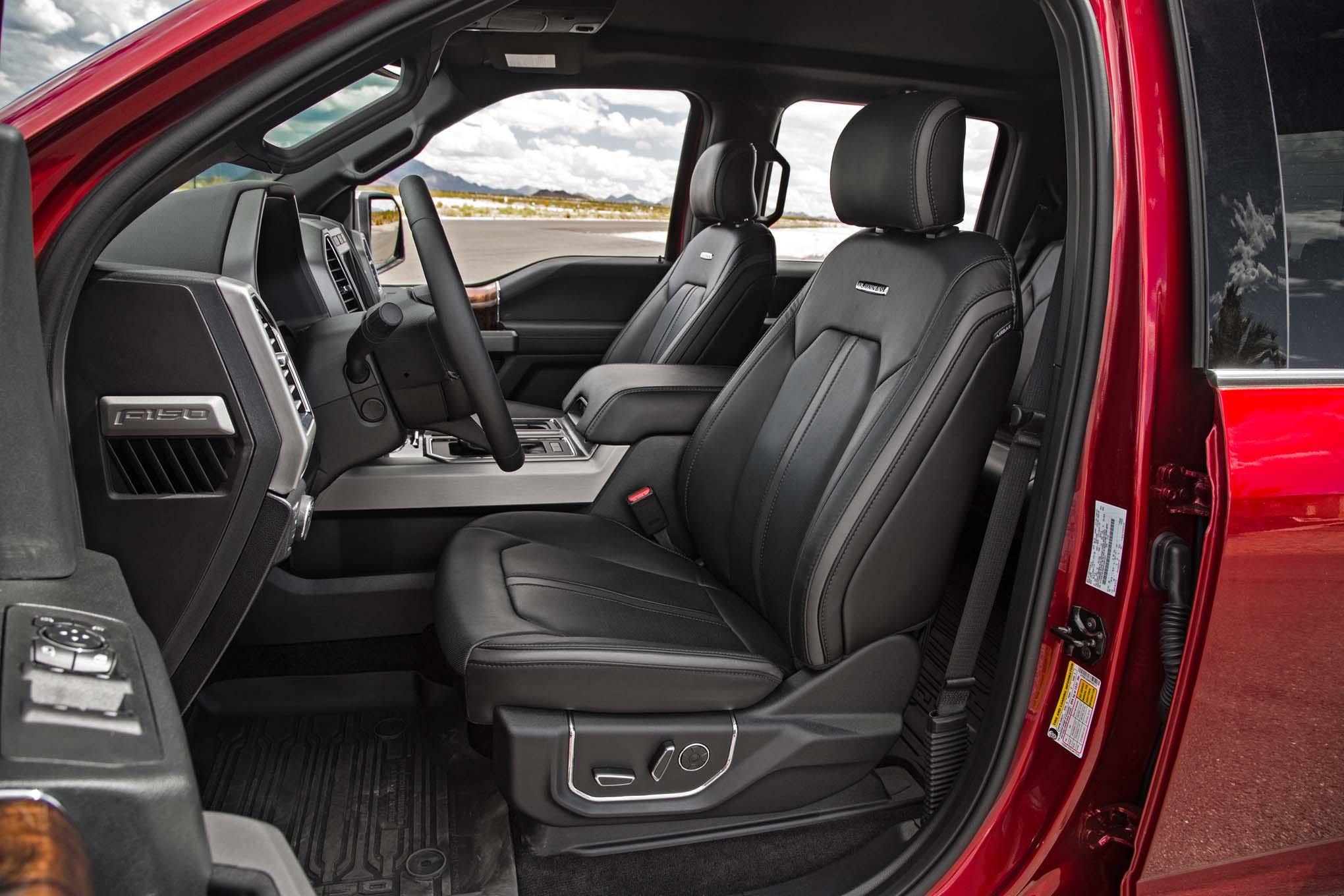 Ford F 150 3 5 Ecoboost 2017 Primera Prueba Motor Trend En Espa Ol