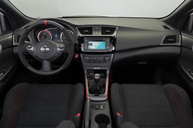 2017 Nissan Sentra NISMO 48