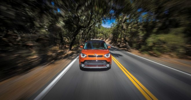 Kia Soul Turbo 2017 2