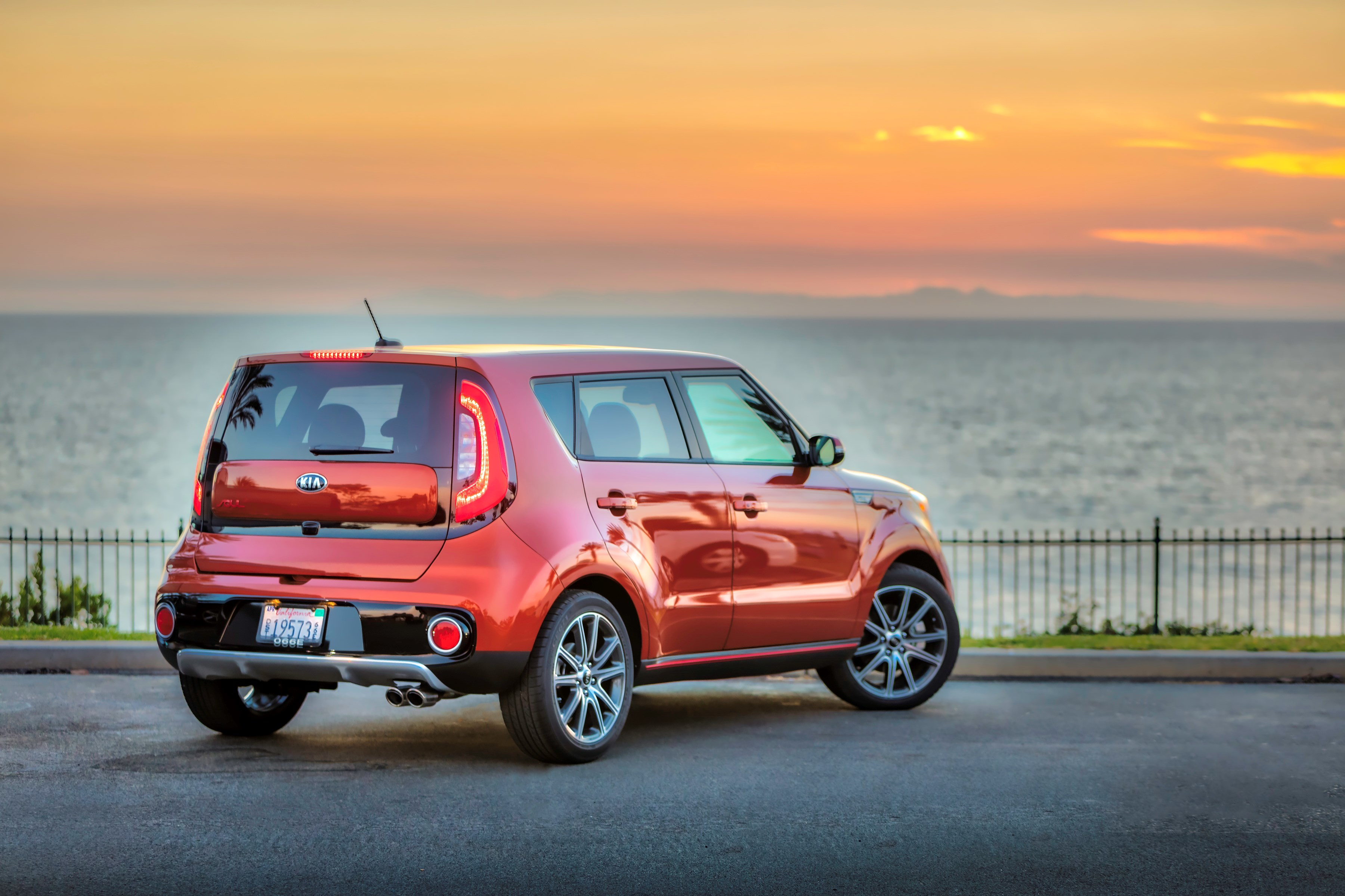 Kia Soul Turbo 2017 6
