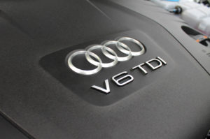 2014 Audi A6 TDI Engine Cover 300x199