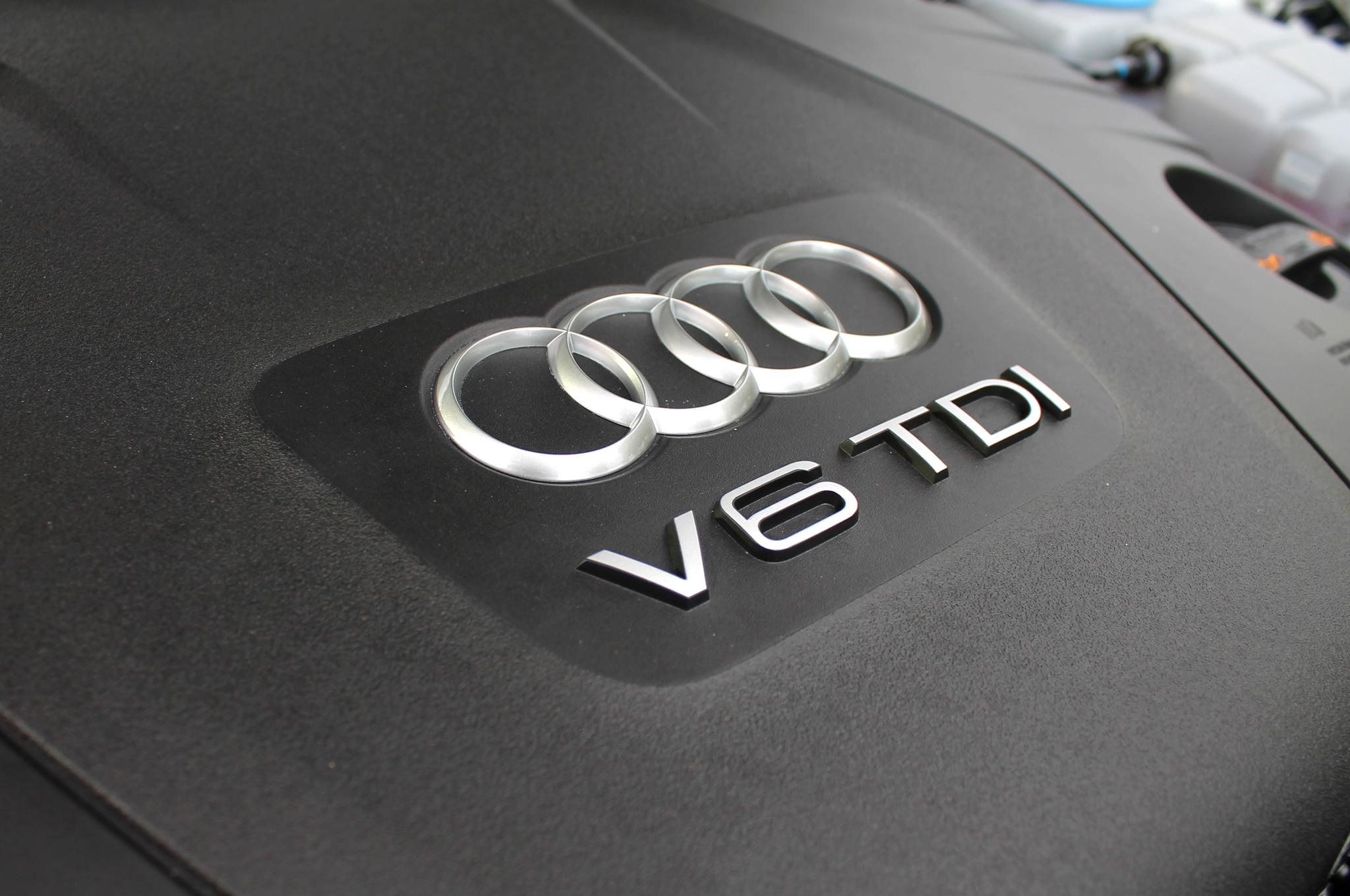 2014 Audi A6 TDI Engine Cover