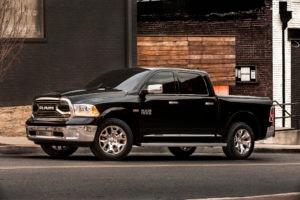 2016 Ram 1500 Laramie Limited Crew Cab Side Profile 300x200