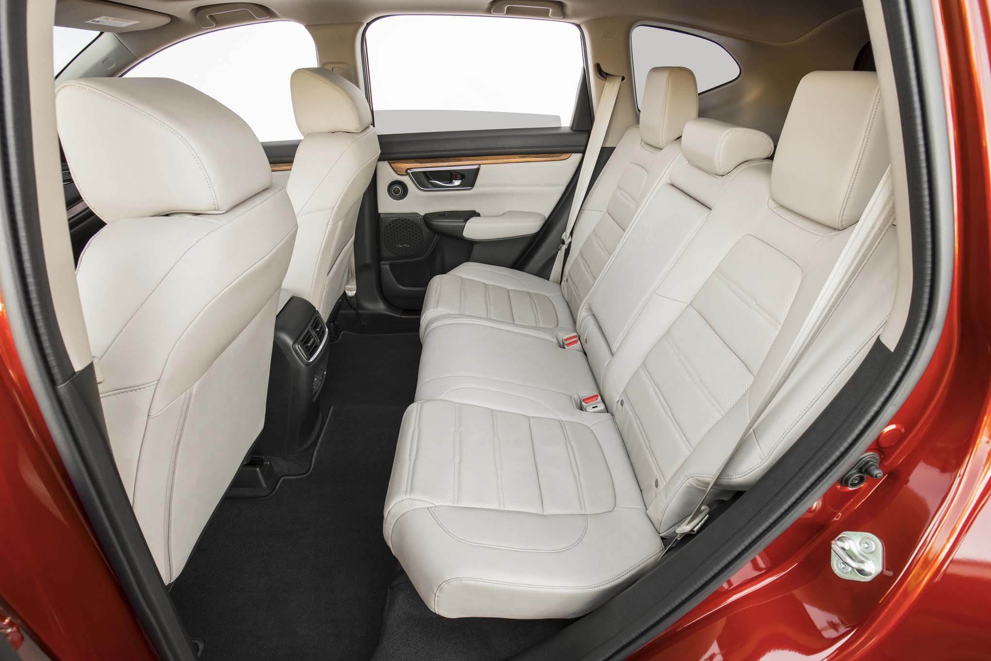 2017 Honda CR V rear interior seats 1