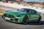 2018 Mercedes AMG GT R Front Three Quarters In Motion E1481915866815 150x100