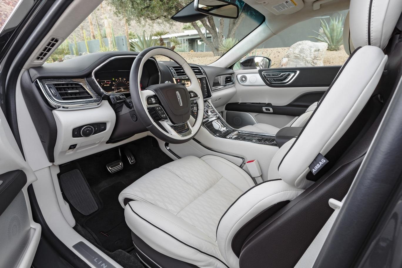 A Fondo Con El Lincoln Continental 2017 Motor Trend En Espa Ol