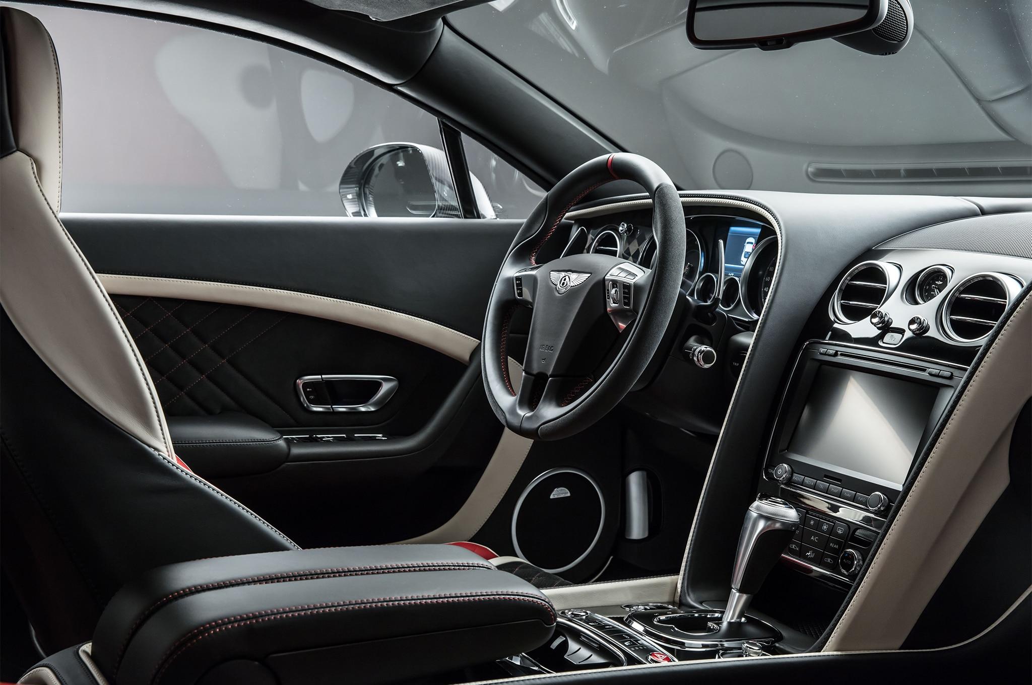 Bentley Continental Supersports 2017 Primer Vistazo Motor Trend En Espa Ol