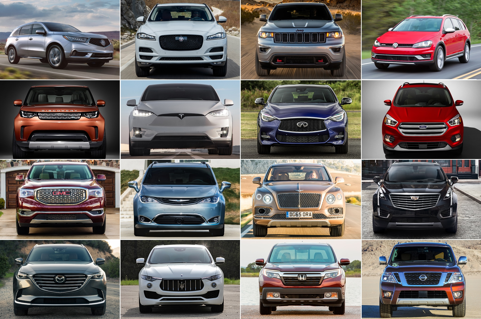 2017 New Truck SUV Buyers Guide Lead