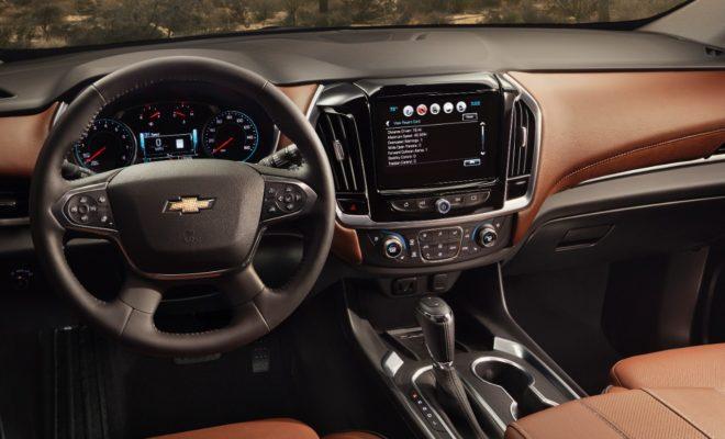 2018 Chevrolet Traverse 009