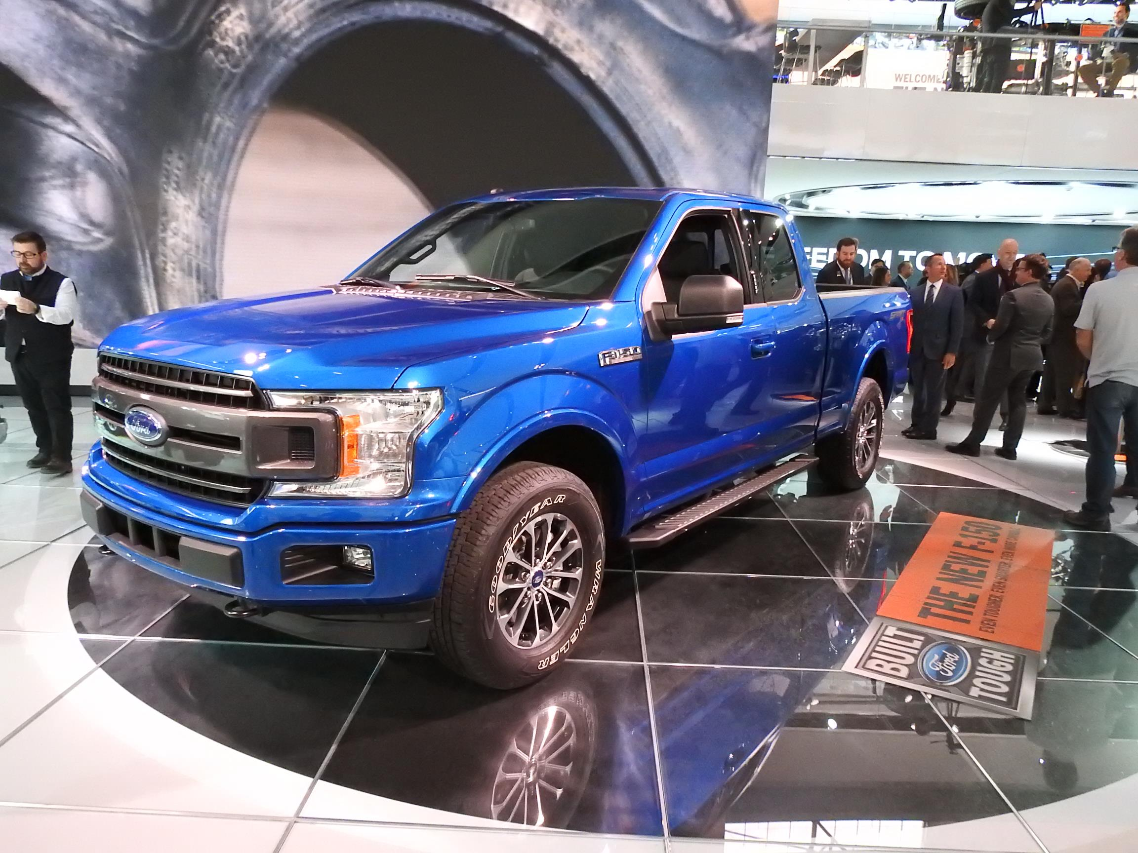2018 Ford F 150 1