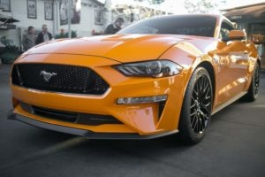 2018 Ford Mustang GT V8 Performance Pack Front End 02 1 300x200