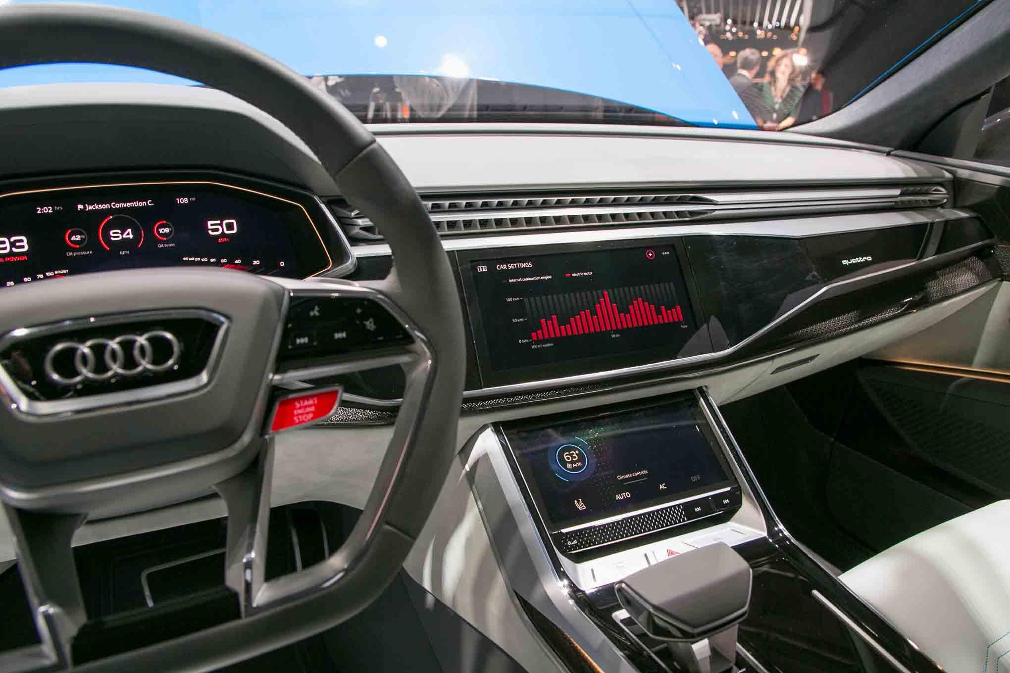 Audi Q8 Concept Primer Vistazo Motor Trend En Espa 241 Ol