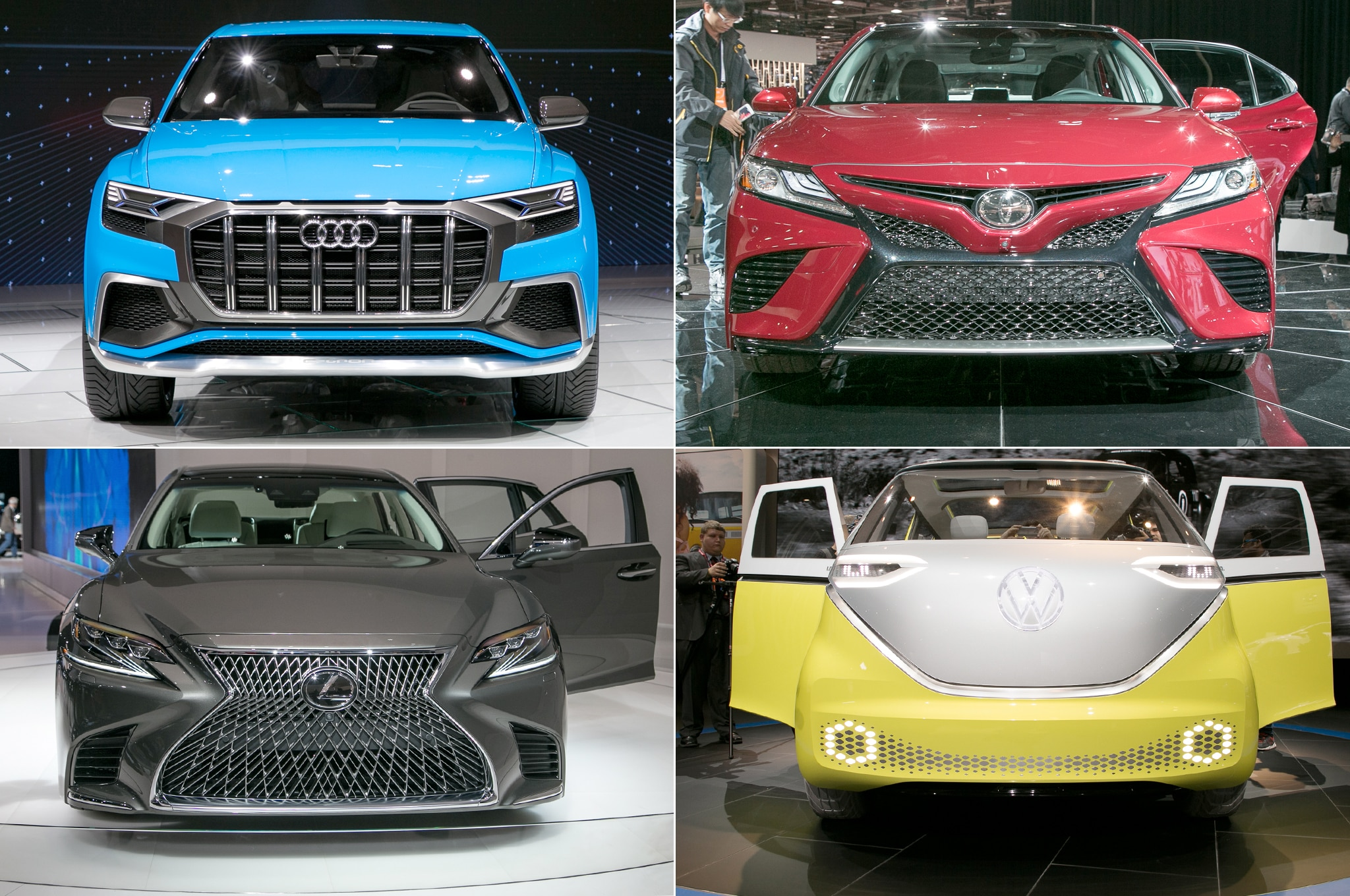 Best Cars Of The 2017 Detroit Auto Show
