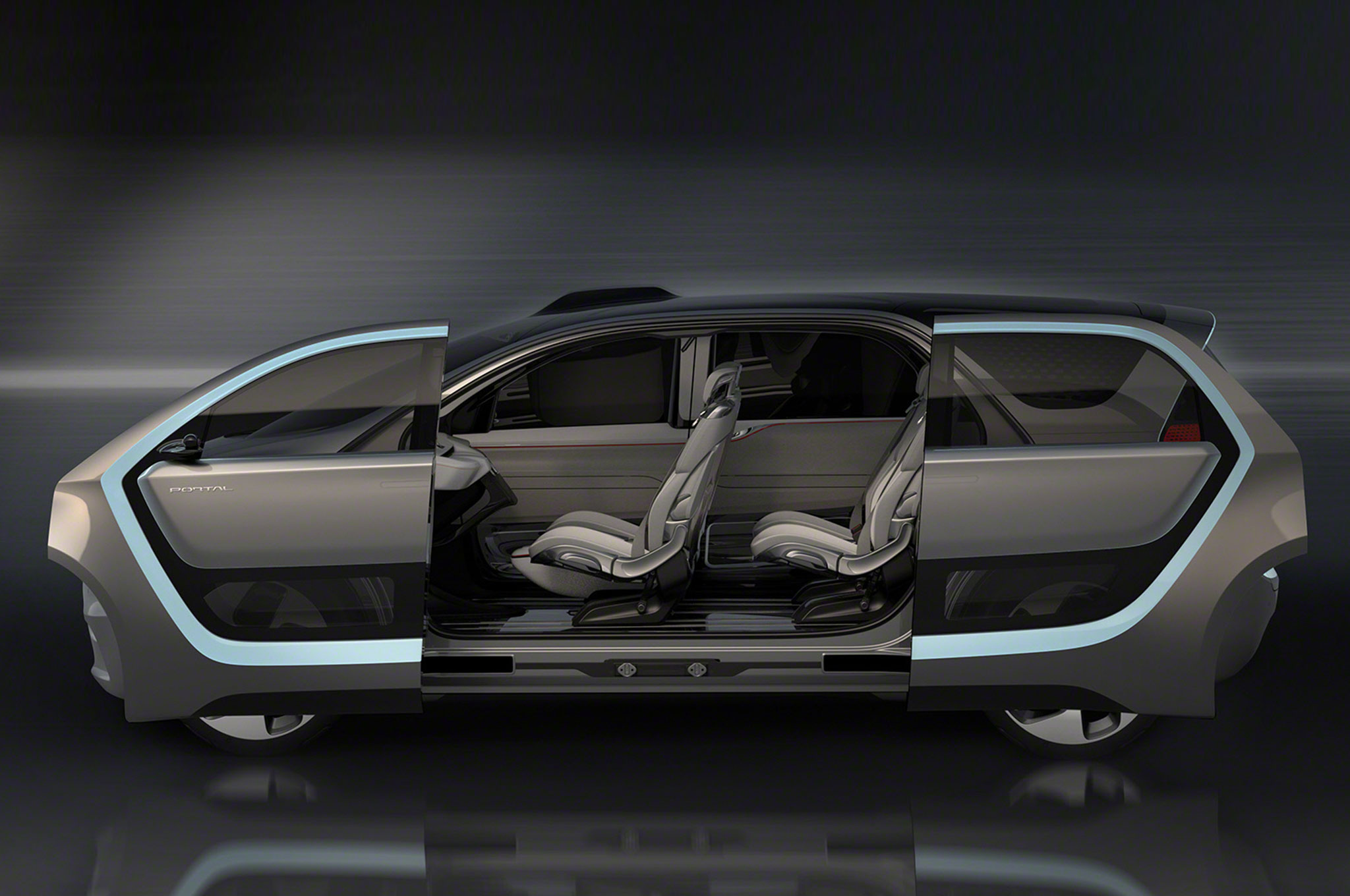 Chrysler Portal concept profile