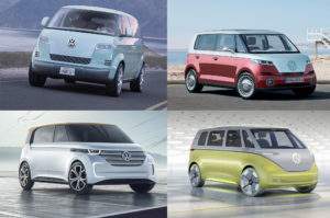 VW Microbus Concepts 300x199