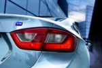 2017 Chevrolet Cruze Diesel Sedan Taillight And Badge Close Up 150x100