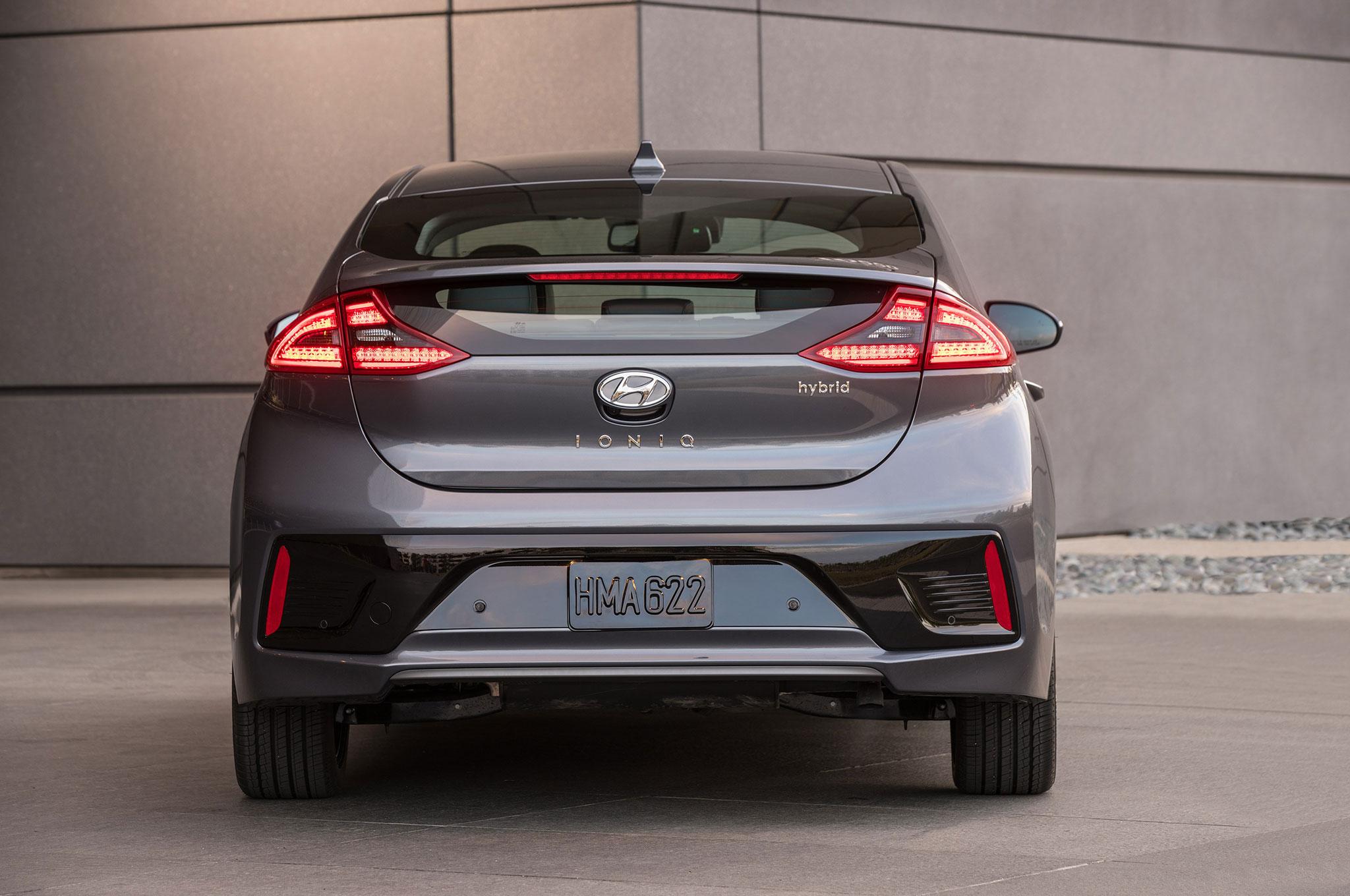 Hyundai Ioniq H 237 Brido 2017 Es M 225 S Econ 243 Mico Que El Prius