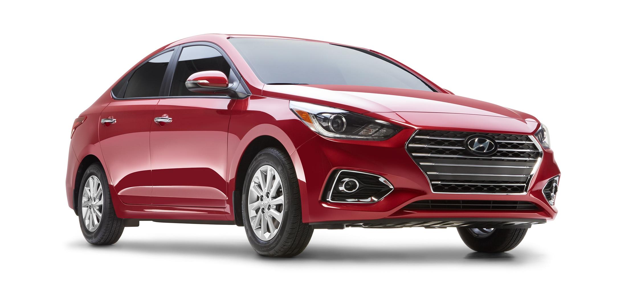 Hyundai Accent 2018 2