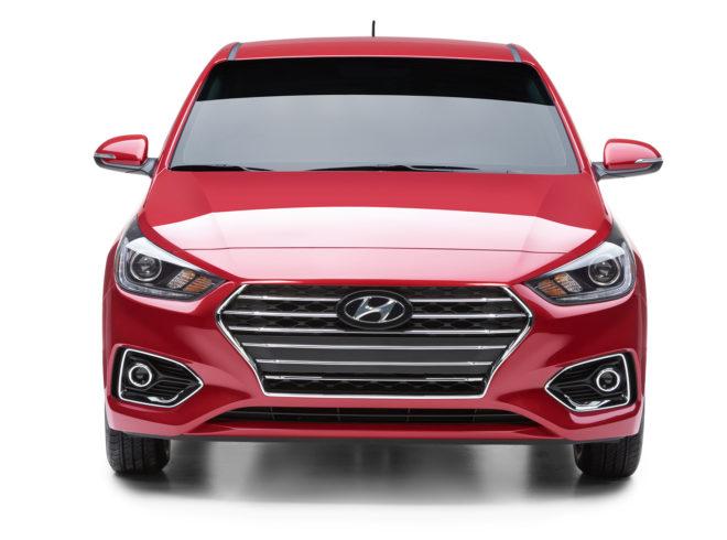 Hyundai Accent 2018 3