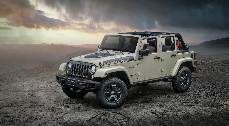 Jeep Wrangler Rubicon Recon 1
