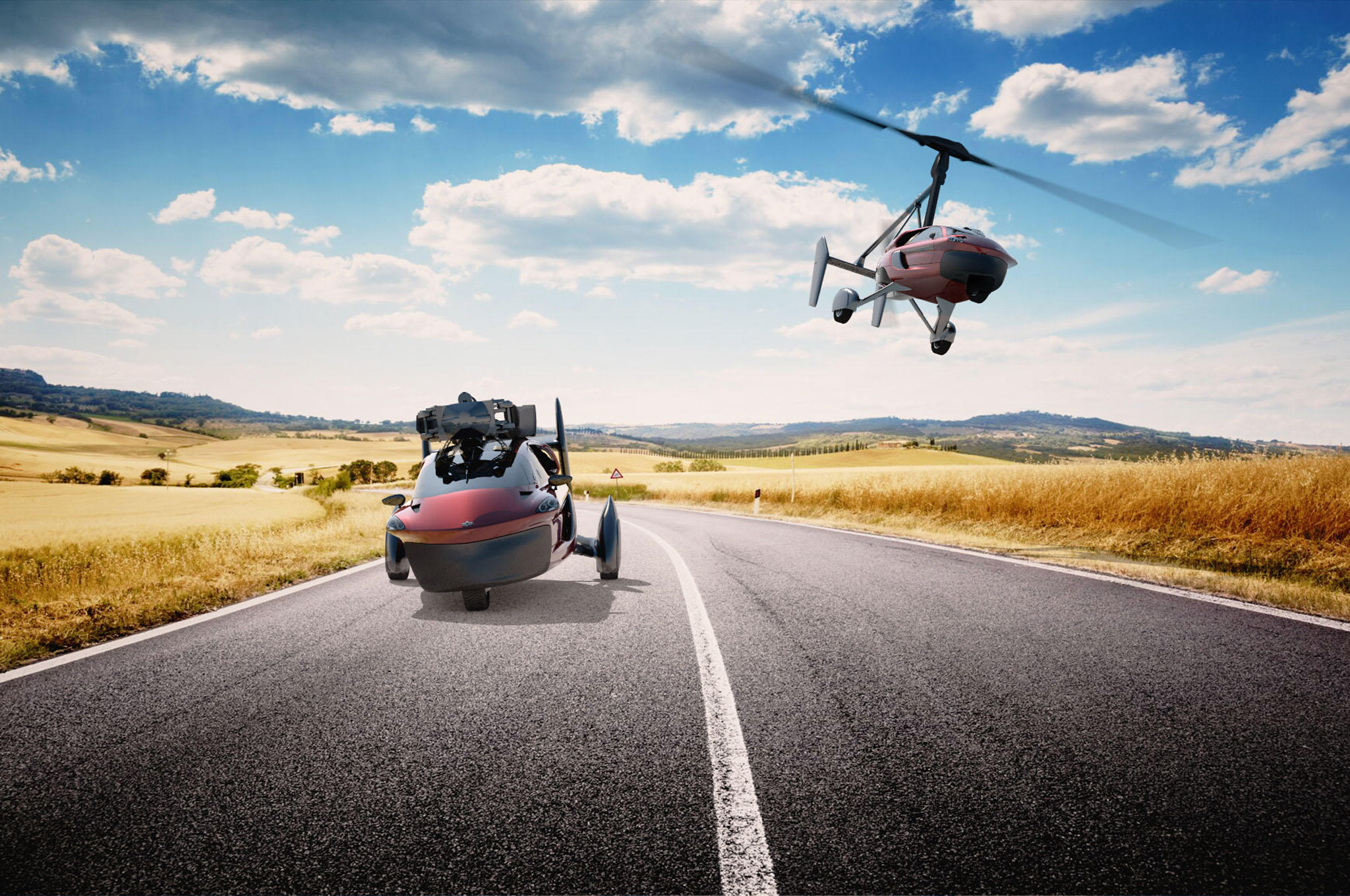 PALV Liberty Flying Cars