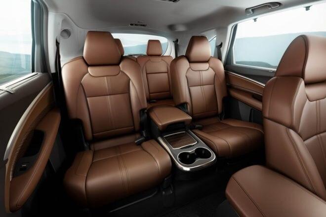2017 Acura MDX Sport Hybrid 18 medium