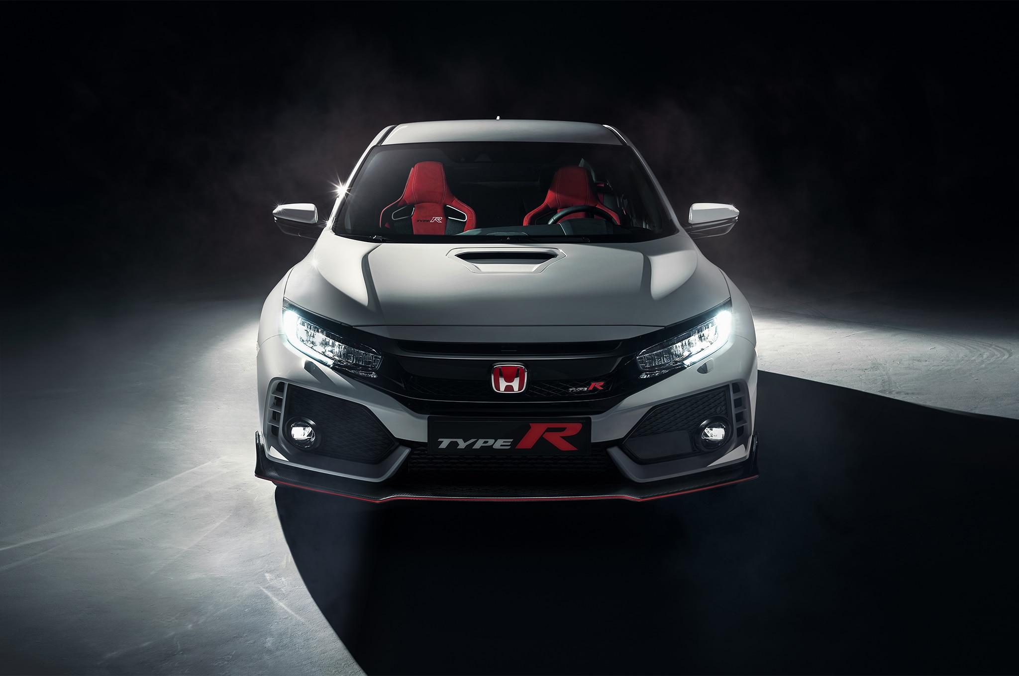 Honda Of America Mfg Honda Civic Type R 2017: Primer Vistazo - Motor Trend en Español