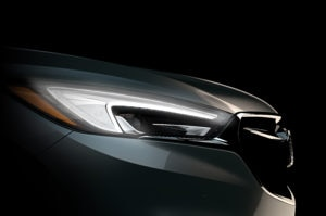 2018 Buick Enclave Teaser 300x199