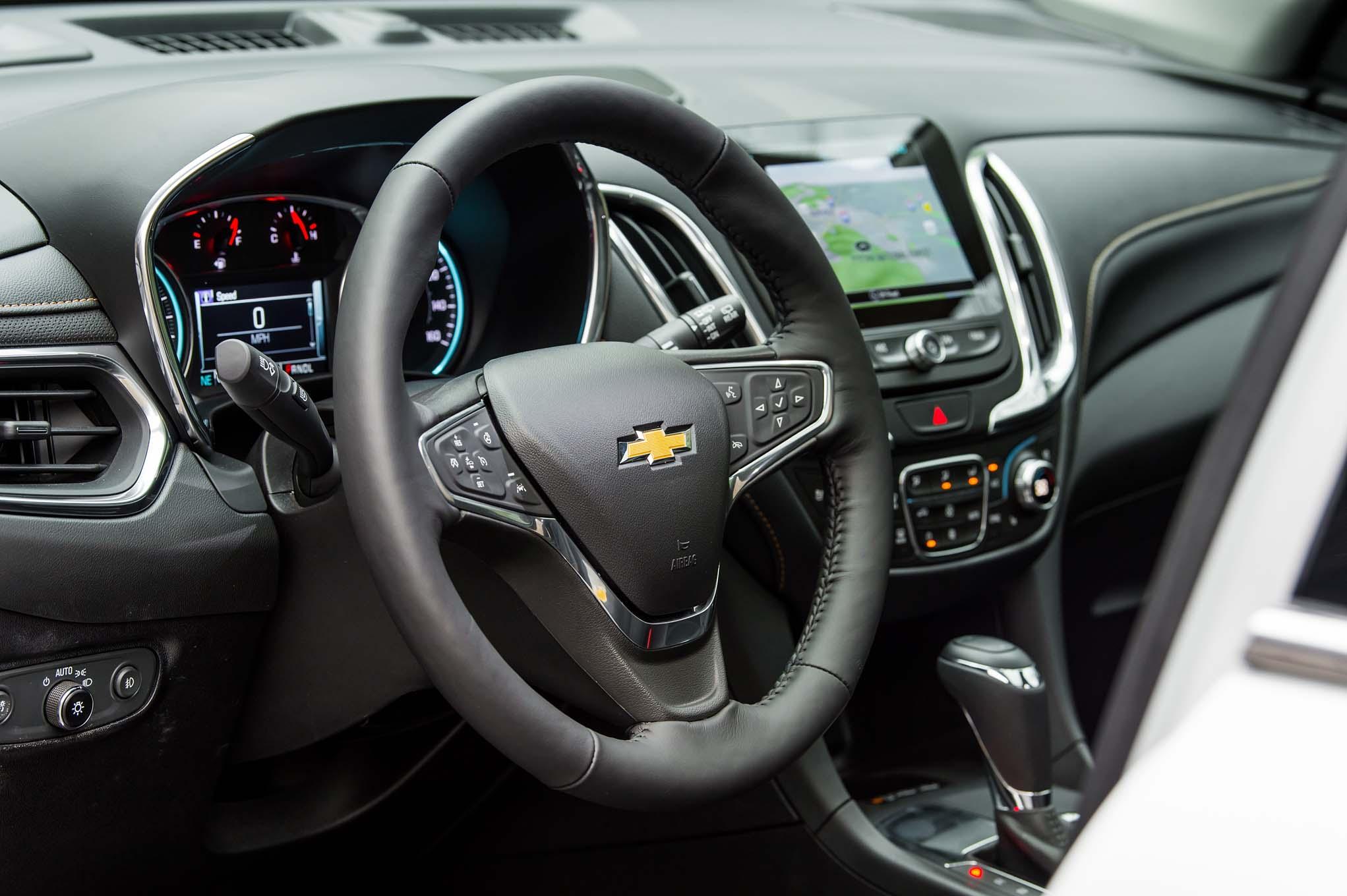Chevrolet Equinox 2018 Primer Manejo Motor Trend En Espa Ol