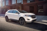2018 Ford Edge SEL Sport Appearance Package Parked 150x100