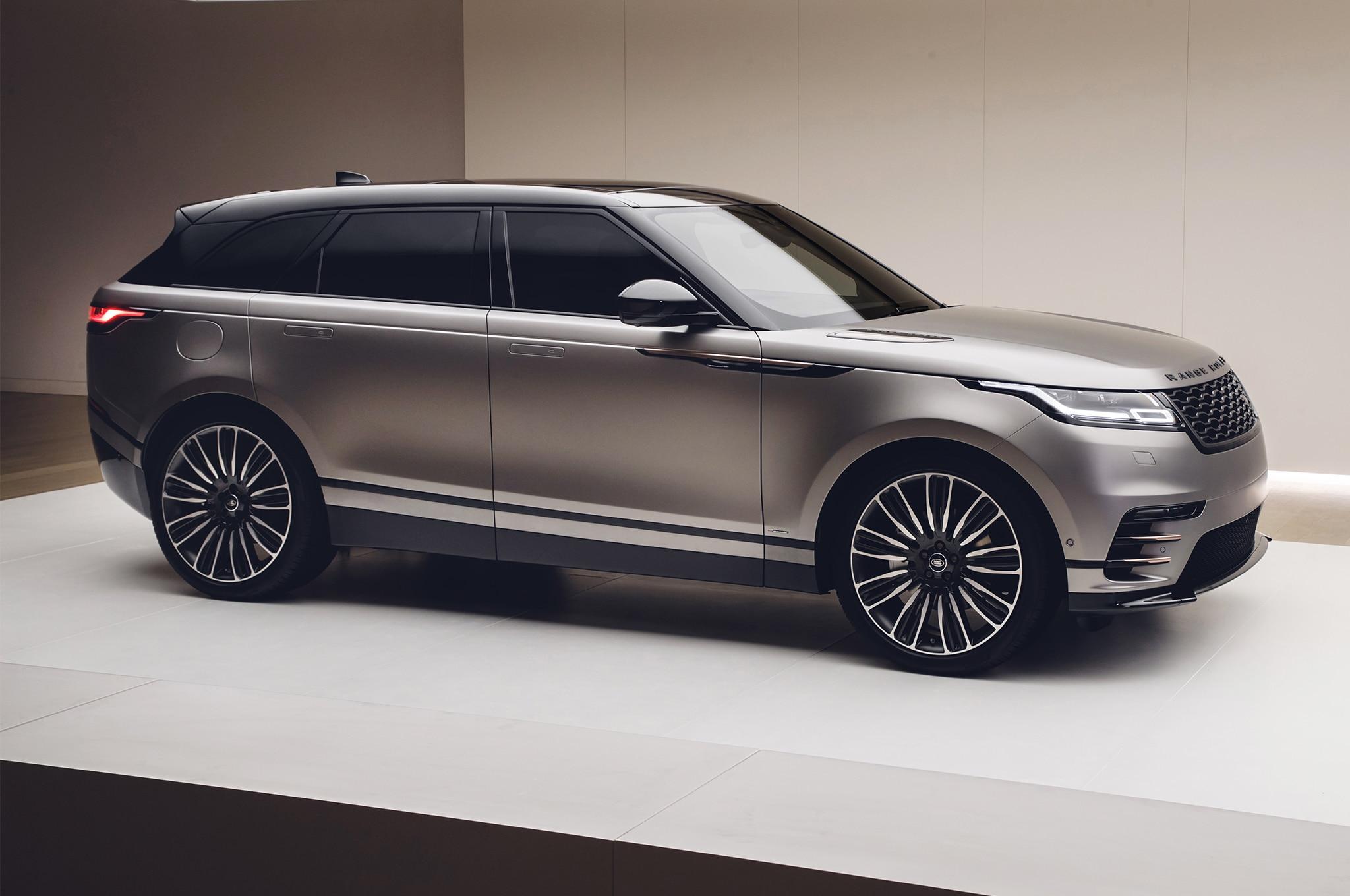 2018 Land Rover Range Rover Velar Front Side 02 Motor