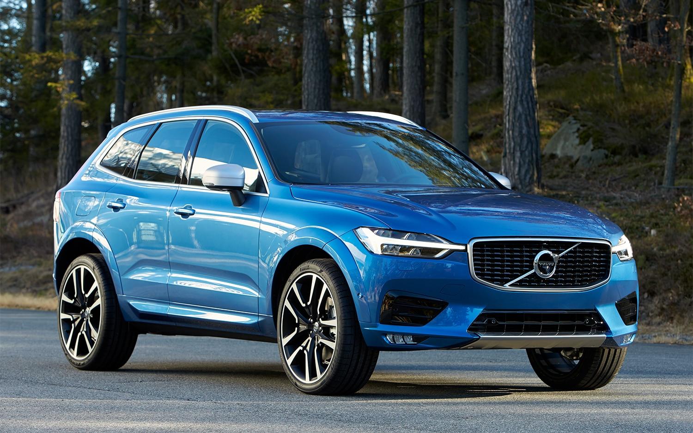 2018 Volvo XC60 T6 Inscription front three quarter 04