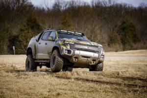 019 Tardec Chevrolet Colorado Zh2 Hydrogen Fuel Cell 300x200