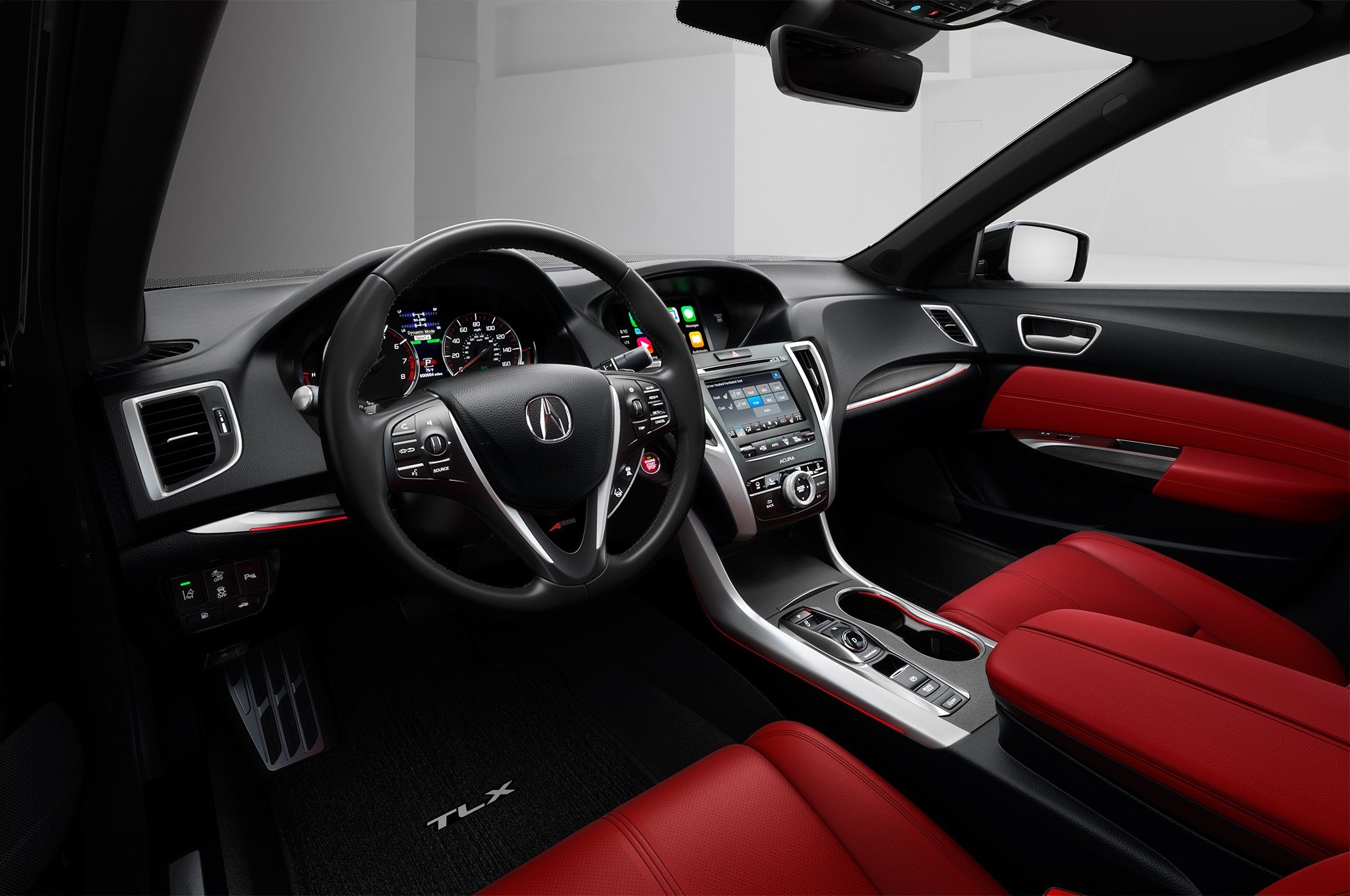 acura tlx 2018 primer vistazo motor trend en espa ol. Black Bedroom Furniture Sets. Home Design Ideas