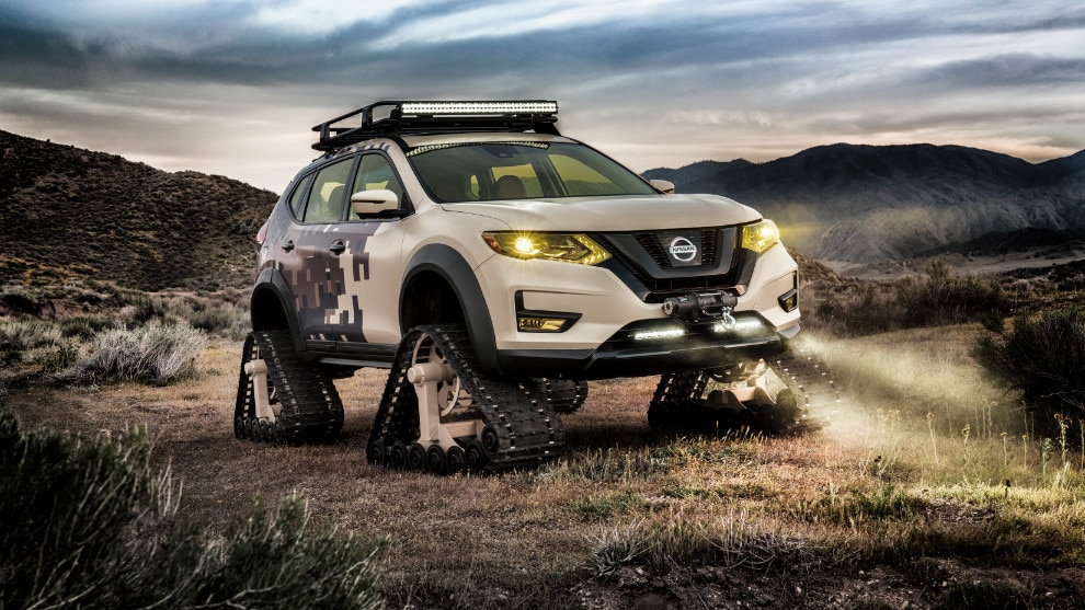 Nissan Rogue Trail Warrior Project 1