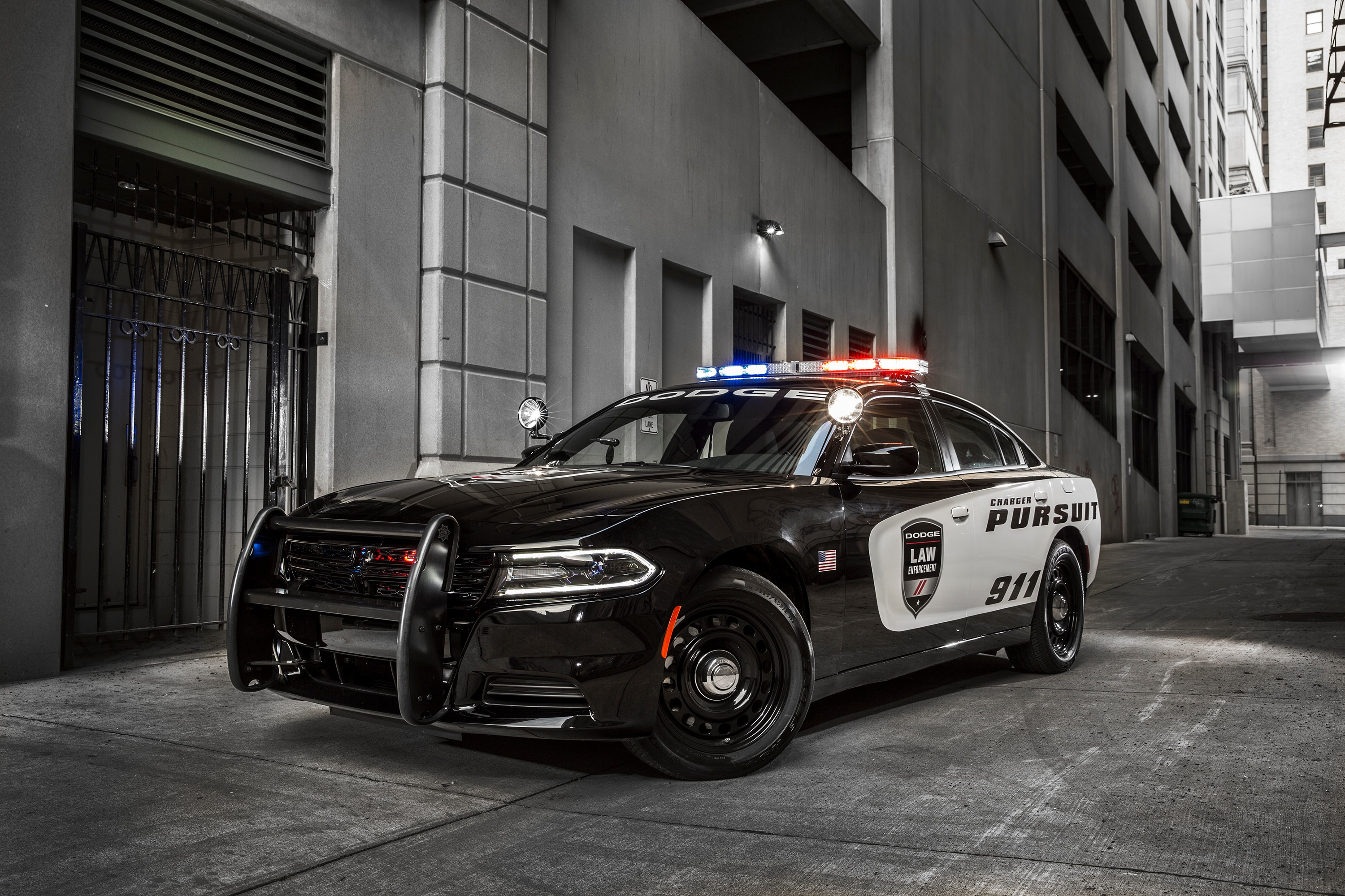 Dodge Charger Pursuit Vehicle 201811