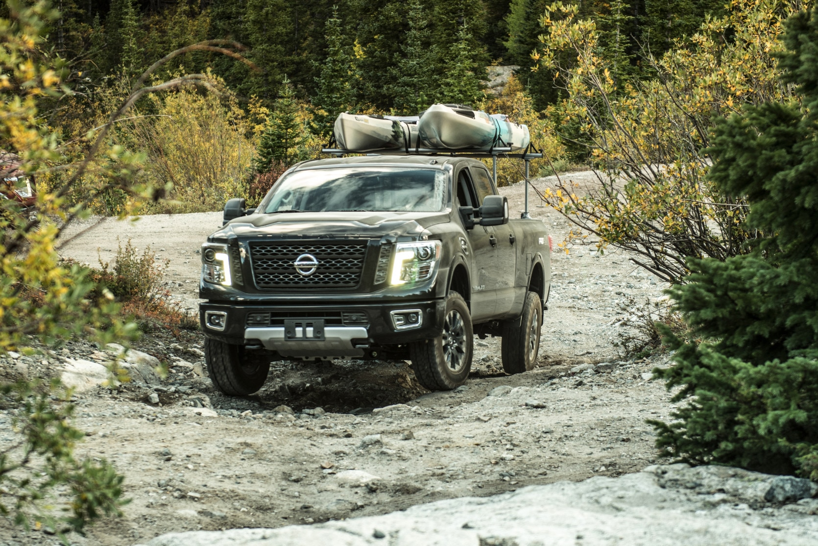 NIssan Titan Adventure Colorado 17