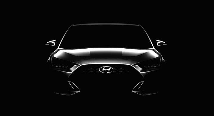 2019 Hyundai Veloster Sketch 1