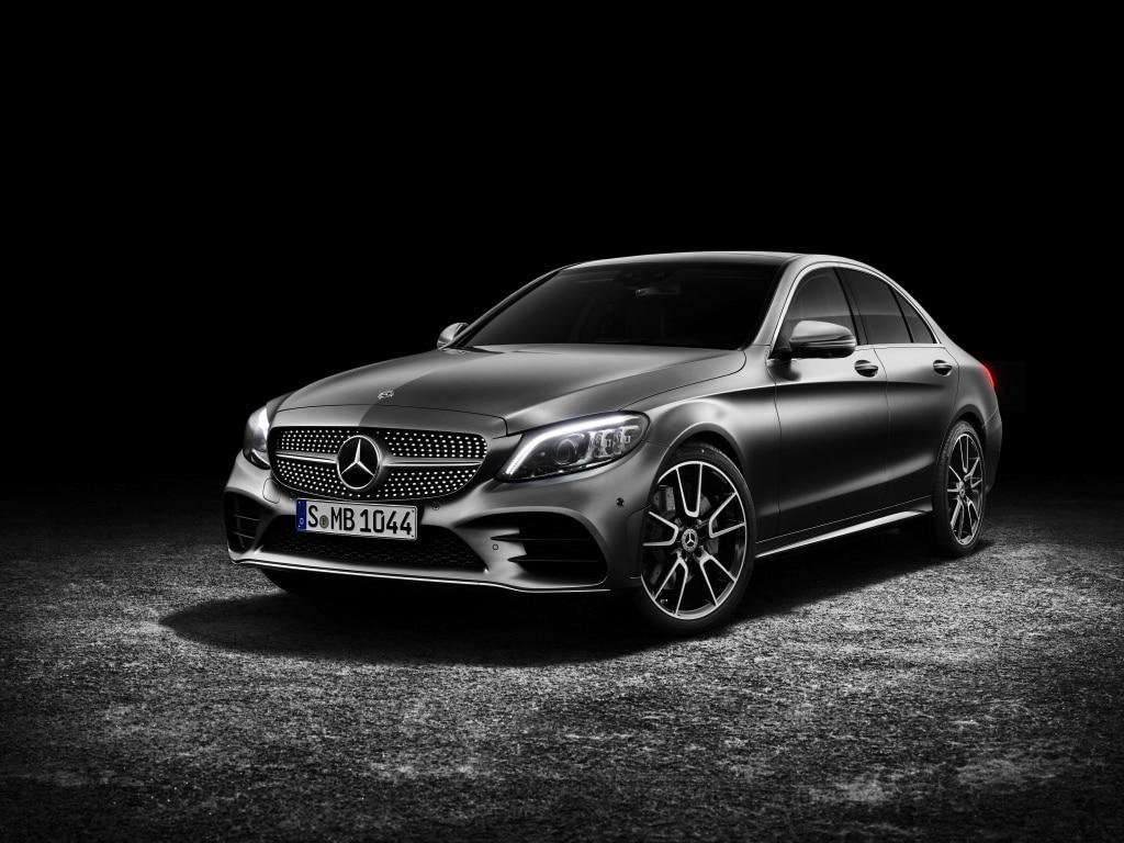 2019 Mercedes Benz Clase C 3