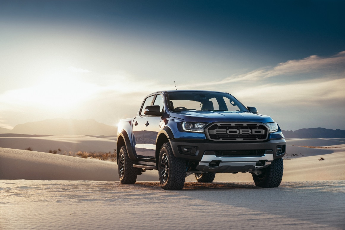 Ford Ranger Raptor 8