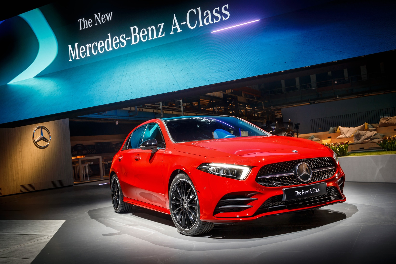 Mercedes Benz Clase A 2018 27
