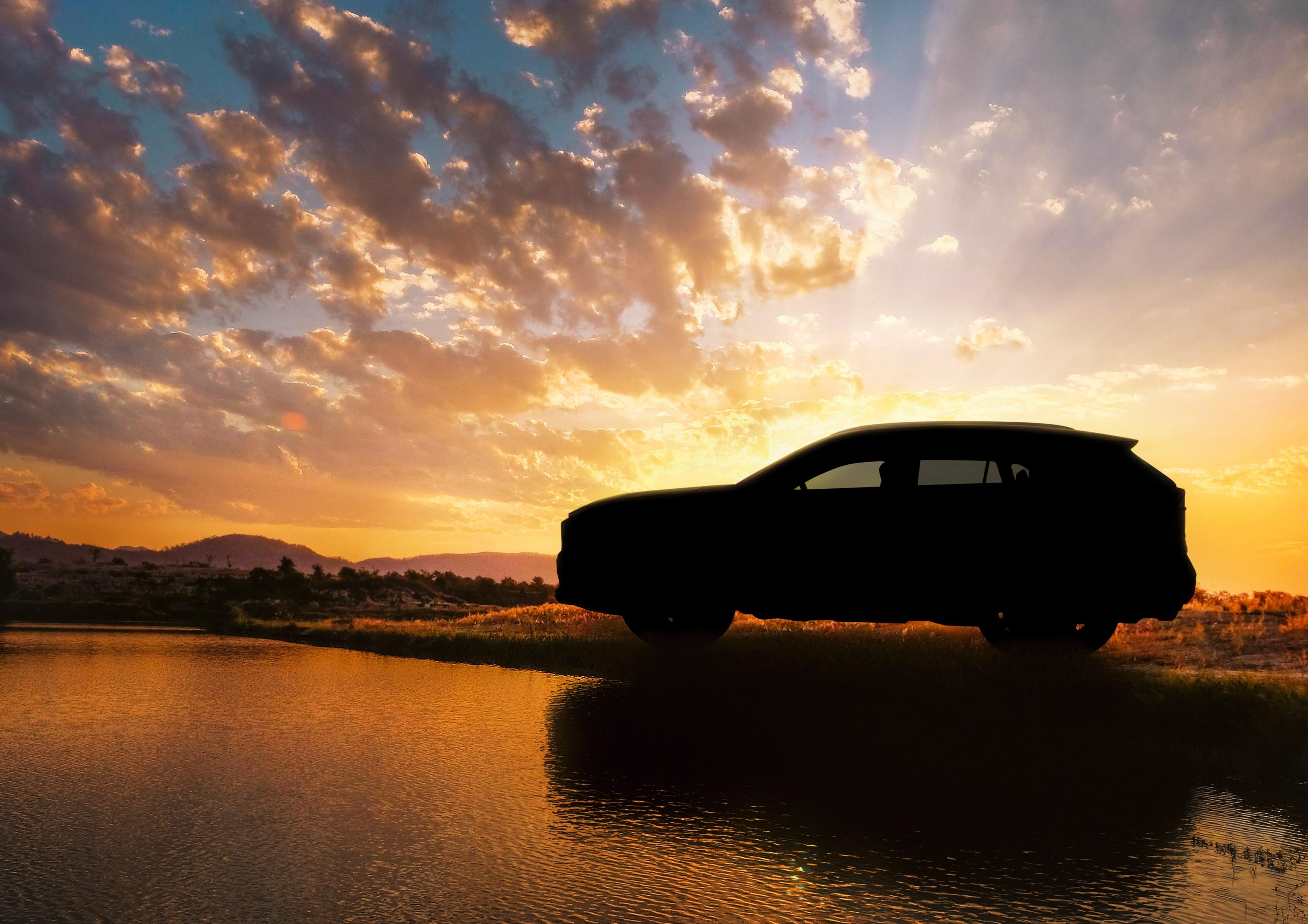 Toyota RAV4 2019 Teaser