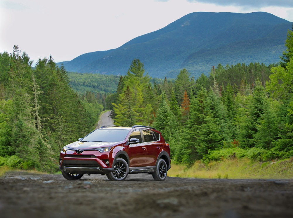 Toyota RAV4 Adventure 2018 1