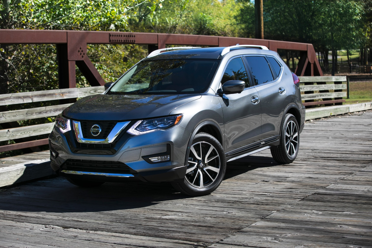 2018 Nissan Rogue 1