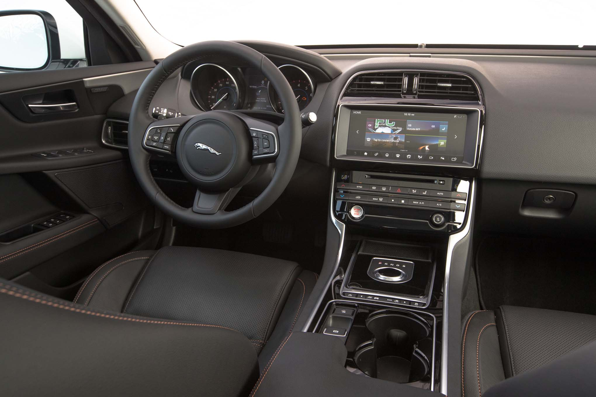 jaguar car 2017 interior - photo #3