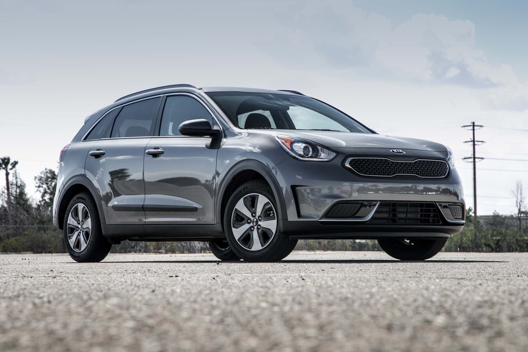 kia niro 2017 primera prueba motor trend en espa ol. Black Bedroom Furniture Sets. Home Design Ideas