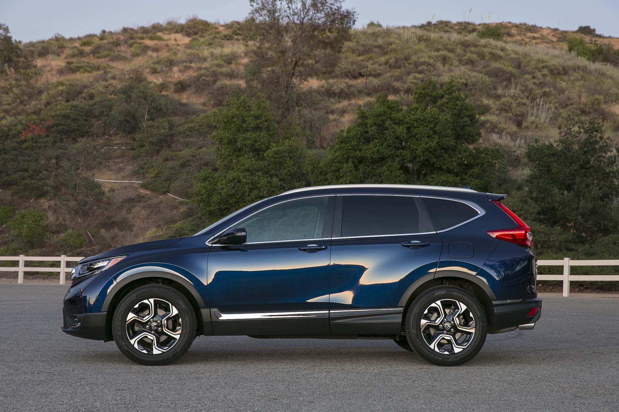 Rdx Vs Crv >> Honda CR-V 2018 recibe ligero incremento en su precio ...